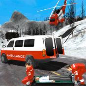 希尔救护车停车Simulator-救援驱动器17 1