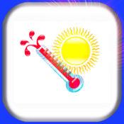 目前的天气预报,4...