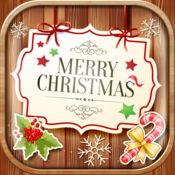 圣诞贺卡 - 最好免费模板 1