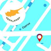 塞浦路斯离线地图 2