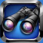40倍双筒望远镜 HD – 让您轻松拥有大变焦数码相机。 3.4