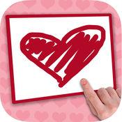 设计制作爱情贺卡卡片 – 创作浪漫情书明信片 3.1