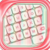 最好 免费 柔和的颜色 键盘  1.1