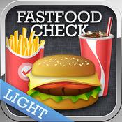 快餐店 餐厅:卡路里及营养指南(免费) 1.1.3