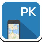 巴基斯坦卡拉奇 离线地图,指南,天气,酒店。免费导航。GPS 1
