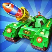 坦克大战-90坦克...