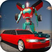 豪华轿车 机器人 转型 1