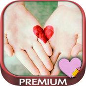 设计和创造爱卡 - 信和爱情语录 - 高级 1.1