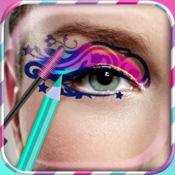 眼妆: 美容院 照片编辑 1