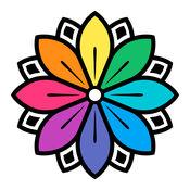 点触 &上色 - 成人 着色书, 彩色 游戏 1.4.4