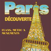探索巴黎-地图,地铁和名胜 1.9