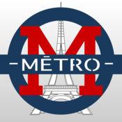 巴黎地铁 - 地图交通 1