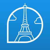 巴黎旅游指南与离线地图 3.0.8