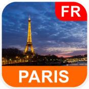 法国巴黎 离线地图 - PLACE STARS