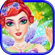 童话皇家公主 - 弥补我女孩游戏 1