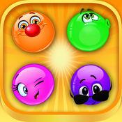 线98经典游戏同顏色的球你需要匹配 1