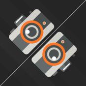 镜面反光照片编辑器 – 使克隆与图片效果体现 1
