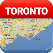 多伦多离线地图 - 城市 地铁 机场 4.3