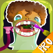 牙医疯狂小孩牙科医生诊所免费游戏 Pro 1