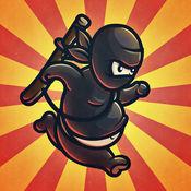 灵活的忍者 - 很酷的动作游戏 1.5