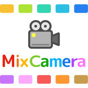 MixCamera for MixChannel -動画文字入れ/動画編集/動画作