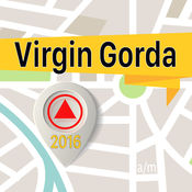 Virgin Gorda 离线地图导航和指南 1