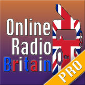 Online Radio Britain PRO - 在线广播英国 - 最佳英国站!音
