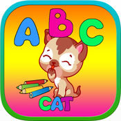 ABC A 至 Z 英语 字母 跟踪 学习 游戏 1.1