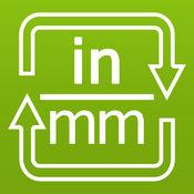 英寸到毫米轉換器 - 毫米到英寸轉換器 - 长度单位换算 1.1
