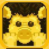 Lion Pig /  狮子猪 : 冻结的 竞赛 1