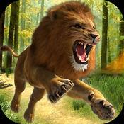 狮子模拟器3D冒险游戏