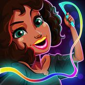 疯狂霓虹灯派对 - 发光口红DIY美妆游戏 1.4