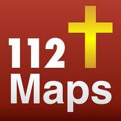"""65""""圣经""""和评112圣经地图 10"""