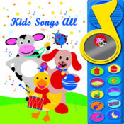 英文儿歌卡通动画 [115 classic kids english songs of ca