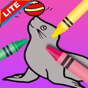 精简版图画书页为孩子学步的游戏,宠物,动物 1.0.1