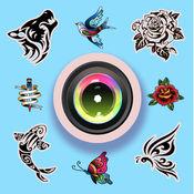 纹身贴纸相机 - 在照片上设计纹身美图 1.2