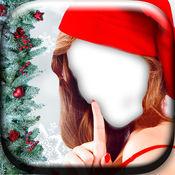 圣诞照片展位  1