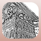 Copper Engrave - 铜版画和蚀刻效果图免费照片编辑器和视