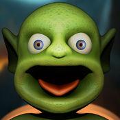 疯狂的外星人牙...
