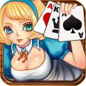 爱丽丝纸牌-免费...