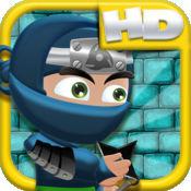 忍者家族与木叶木叶忍者的敌方武士HD - 免费游戏! 1