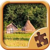 农村益智游戏 - 大自然和景观拼图游戏 1.4