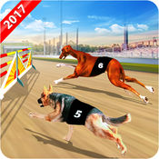 野生 狗 赛跑 模拟器 1