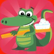 野生涂鸦牙医 - 儿童动物牙刷游戏 1