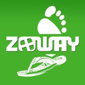 ZABWAY台灣味樂遊時尚拖鞋 2.22.0