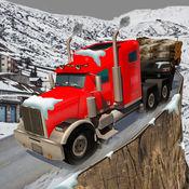冬季 卡车 司机 模拟器 停車處 主动 1