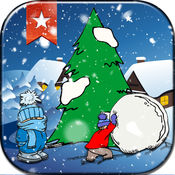 冬季壁纸制造商 - 降雪背景主题 - 享受为您的设备最好的图