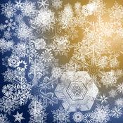 冬季壁纸 - 冰&雪的背景高清应用程序 1