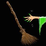 女巫扫帚?万圣节飞行任务 1