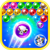 泡泡龙消灭 - Witch Cat Pop 2: Bubble Shooter 1.3